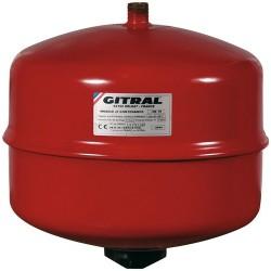 Indas plėtimosi karštam vandeniui MB 25L, 3 barų Gitral.